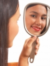 Looking in themirror…